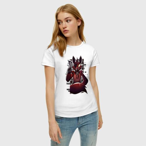 Женская футболка хлопок Foxy Фото 01