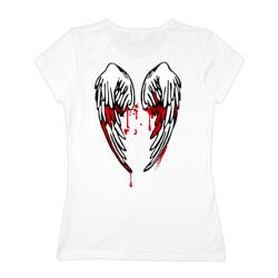 Крылья ангела в крови