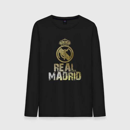 """Мужская футболка с длинным рукавом """"Real Madrid"""" - 1"""