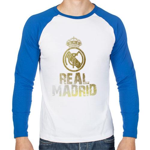 """Мужская футболка-реглан с длинным рукавом """"Real Madrid"""" - 1"""