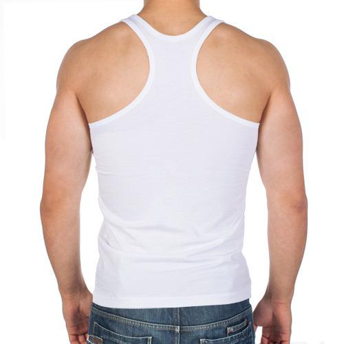 Мужская майка борцовка  Фото 02, nirvana t-shirt