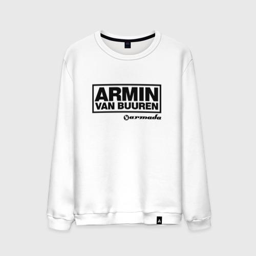 Мужской свитшот хлопок  Фото 01, Armin van Buuren