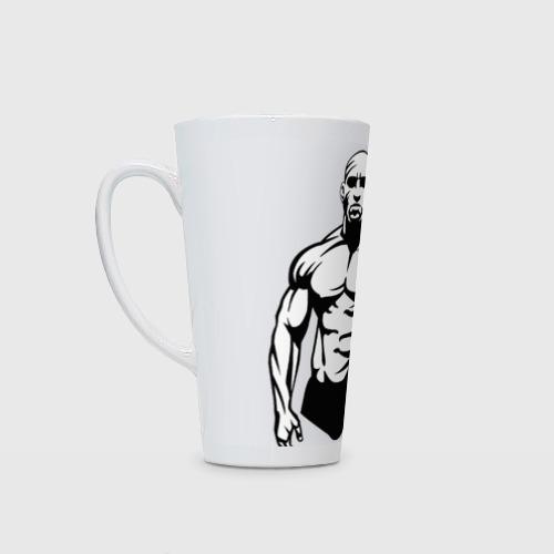 Кружка Латте Bodybuilding от Всемайки