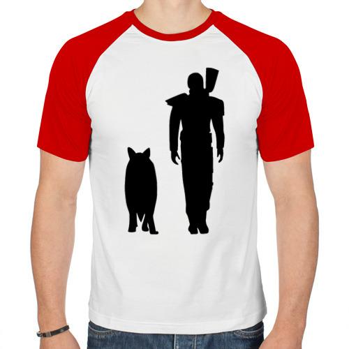 Мужская футболка реглан  Фото 01, Спутники