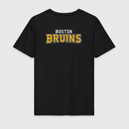 Мужская футболка хлопок Boston Bruins Фото 01