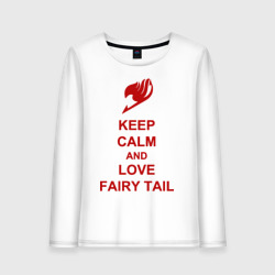 Keep, calm, Fairy Tail