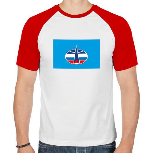 Мужская футболка реглан  Фото 01, Воздушно-космическая оборона