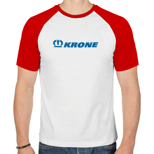 Мужская футболка реглан  Фото 01, Krone
