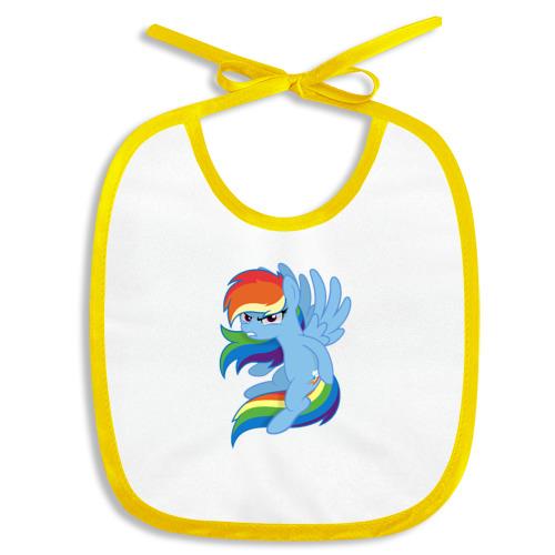 Rainbow Dash Angry