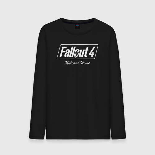 Мужской лонгслив хлопок  Фото 01, Fallout 4