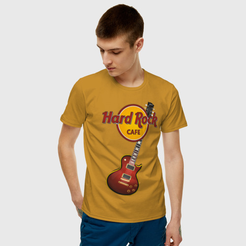 Мужская футболка хлопок Hard Rock cafe Фото 01
