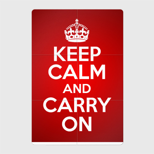 Магнитный плакат 2Х3 Carry on