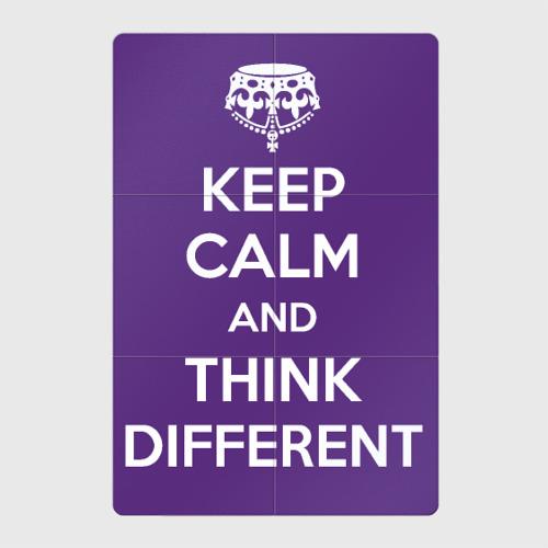 Магнитный плакат 2Х3 Think different