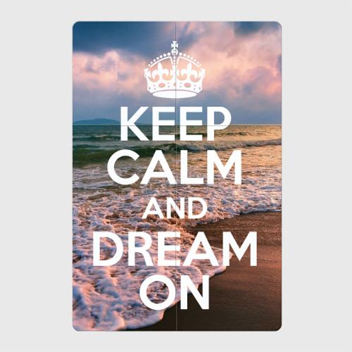 Магнитный плакат 2Х3 Dream on