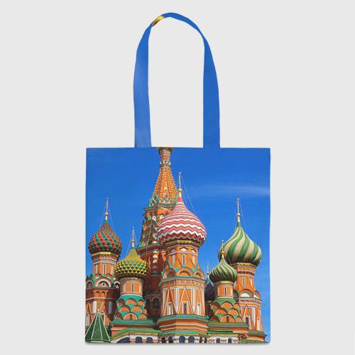 Сумка 3D повседневная Храм Василия Блаженного