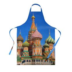 Фартук 3DХрам Василия Блаженного