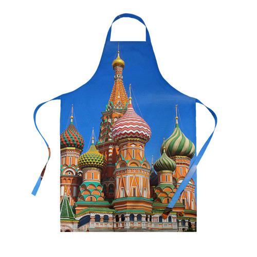 Фартук 3D Храм Василия Блаженного