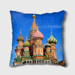 Подушка 3DХрам Василия Блаженного