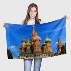 Флаг 3DХрам Василия Блаженного