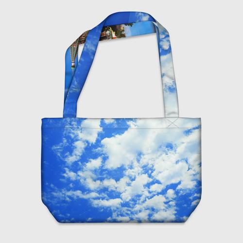 Пляжная сумка 3D Храм Василия Блаженного Фото 01