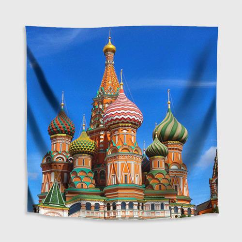 Скатерть 3D  Фото 02, Храм Василия Блаженного