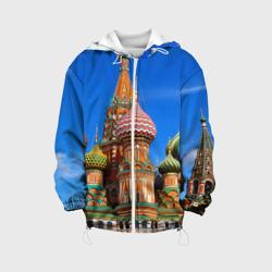 Детская куртка 3DХрам Василия Блаженного
