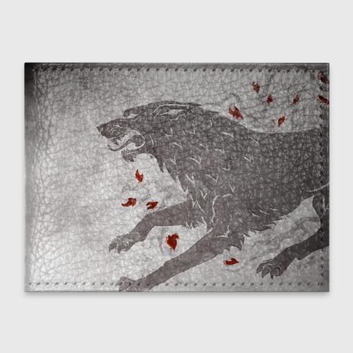 Обложка для студенческого билета Волк Старков