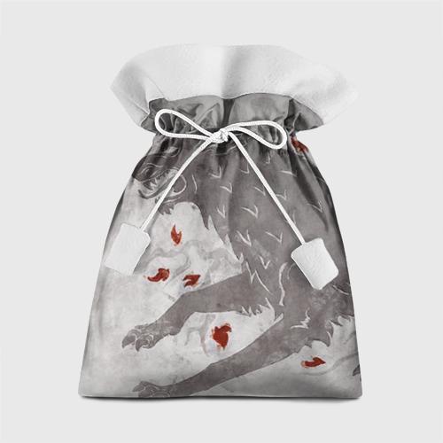 Подарочный 3D мешок  Фото 01, Волк Старков