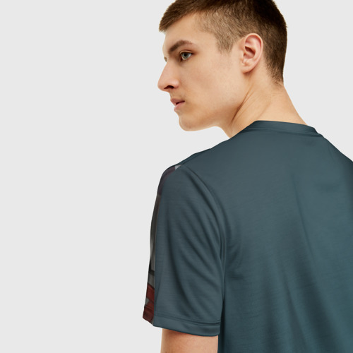 Мужская футболка 3D Silencer Фото 01