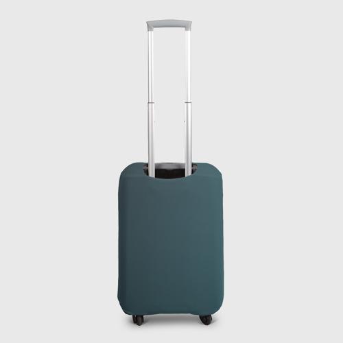 Чехол для чемодана 3D Silencer Фото 01