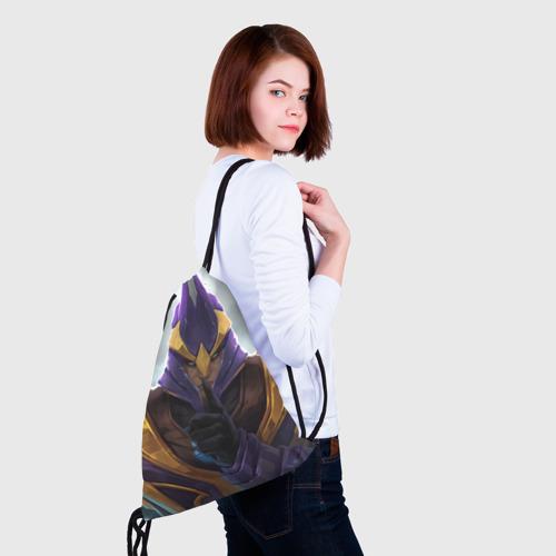 Рюкзак-мешок 3D Silencer Фото 01
