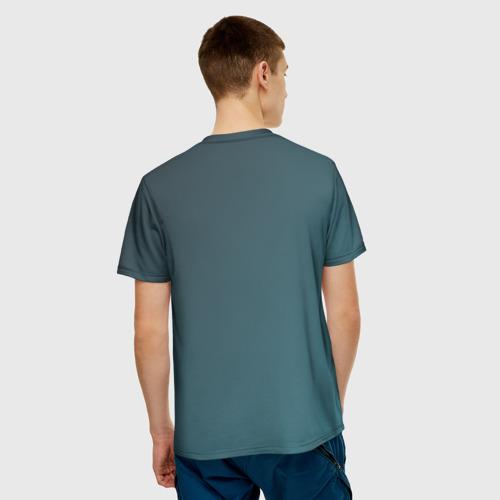 Мужская футболка 3D Silencer