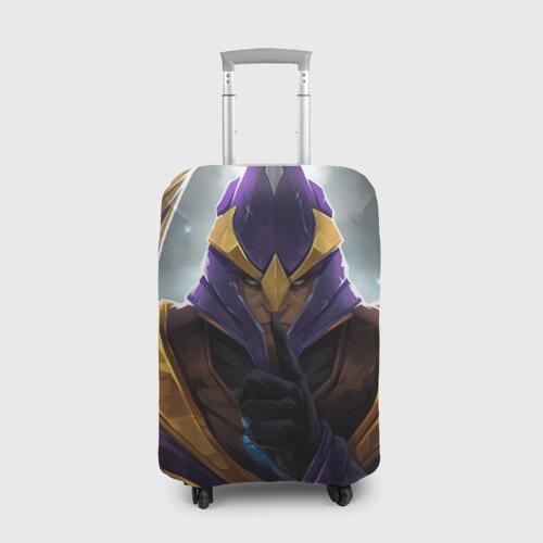 Чехол для чемодана 3D Silencer