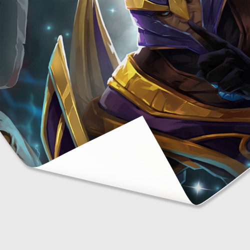 Бумага для упаковки 3D Silencer Фото 01