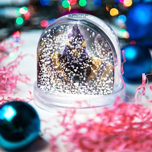 Водяной шар со снегом  Фото 04, Silencer