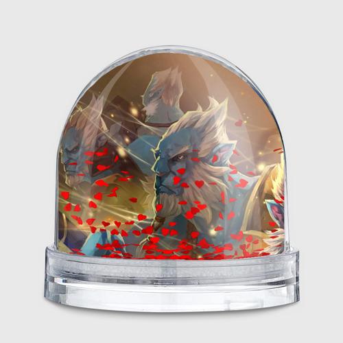 Водяной шар  Фото 02, Phantom Lancer