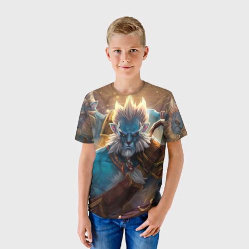 Детская футболка 3D Phantom Lancer