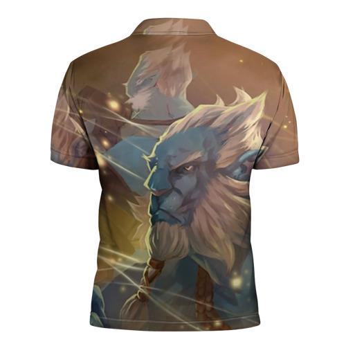 Мужская рубашка поло 3D  Фото 02, Phantom Lancer