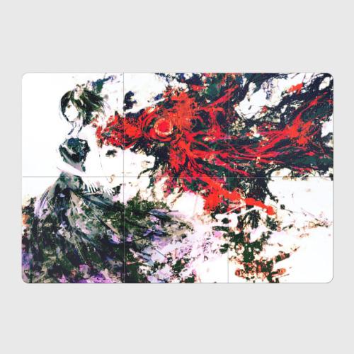Магнитный плакат 3Х2 Киришима Тоука