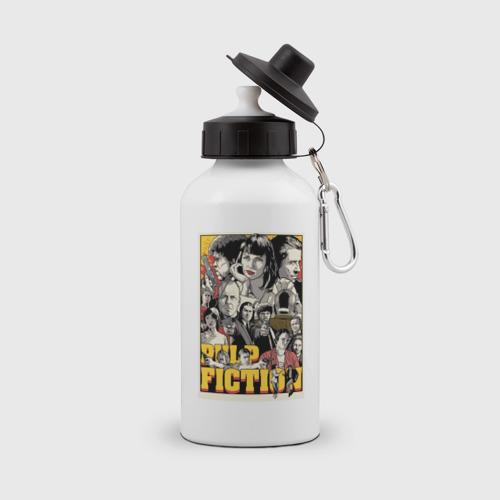Бутылка спортивная  Фото 01, Криминальное Чтиво Арт