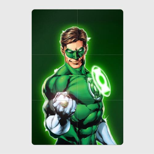 Магнитный плакат 2Х3 Зелёный фонарь