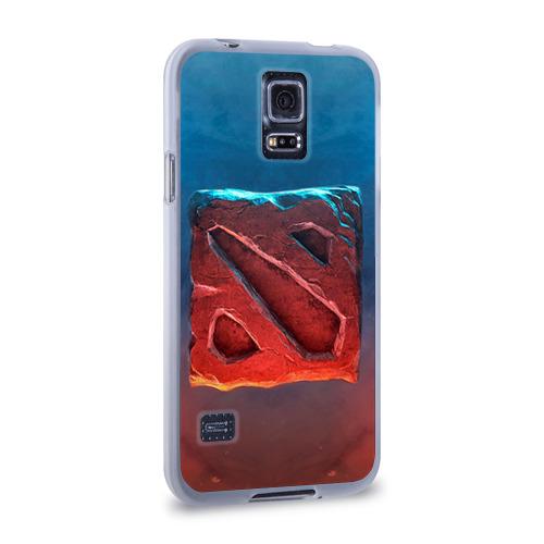 Чехол для Samsung Galaxy S5 силиконовый  Фото 02, Dota