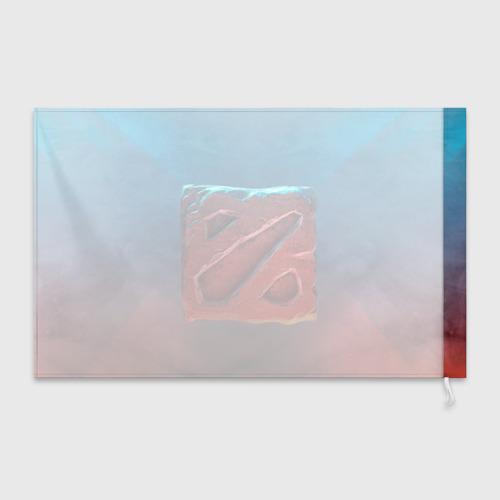 Флаг 3D Dota Фото 01