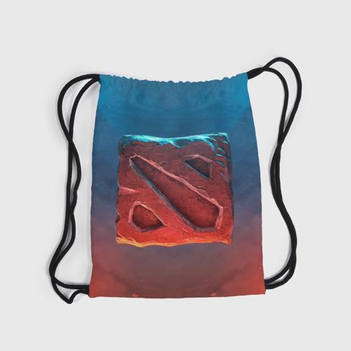 Рюкзак-мешок 3D Dota Фото 01