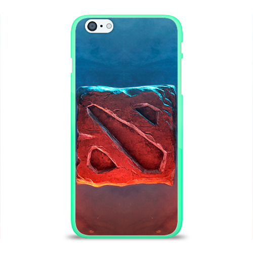 Чехол для Apple iPhone 6Plus/6SPlus силиконовый глянцевый Dota Фото 01