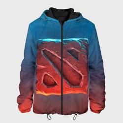 Мужская куртка 3DDota