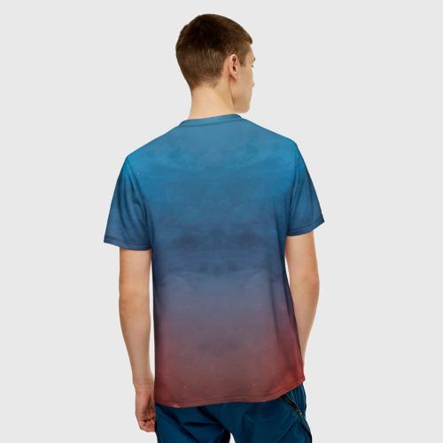Мужская футболка 3D Dota