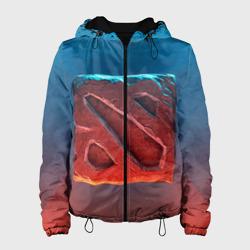 Женская куртка 3DDota