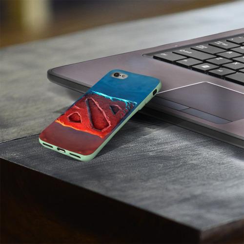 Чехол для Apple iPhone 8 силиконовый глянцевый Dota Фото 01