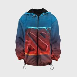 Детская куртка 3DDota